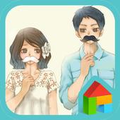 dodol love launcher theme icon
