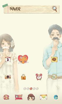 dodol love launcher theme poster