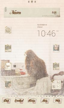 letter dodol launcher theme poster