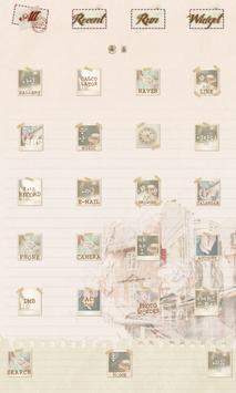 letter dodol launcher theme screenshot 2