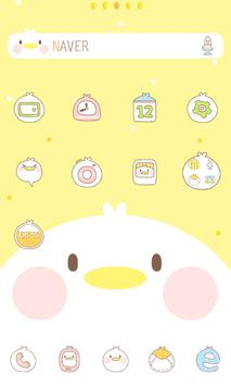 CHICK dodol launcher theme poster
