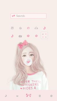 Bubblegum DodolLauncherTheme poster