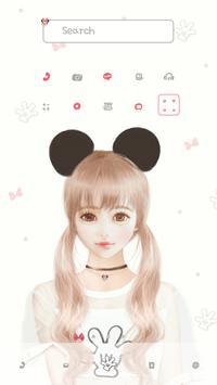 nana.mini2 DodolLauncherTheme poster