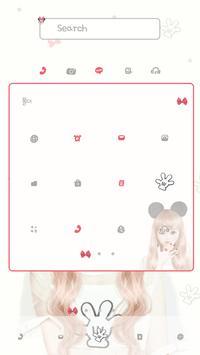 nana.mini2 DodolLauncherTheme apk screenshot