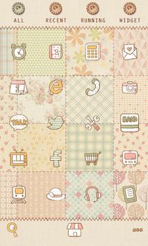 Fall Dodol launcher theme apk screenshot