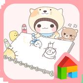 bebe.doodle DodolLauncherTheme icon