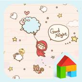 Goodnight Dodol launcher theme icon