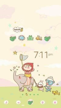 picnic2 DodolLauncherTheme apk screenshot