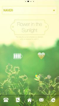 Sunlight dodol luancher theme screenshot 4