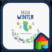 HelloWinter DodolLauncherTheme icon