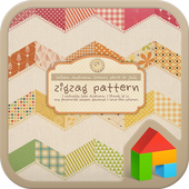 zigzag Dodol launcher theme icon