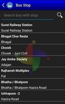 Surat City Bus screenshot 3