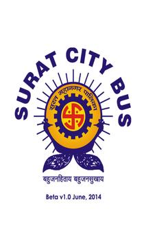 Surat City Bus poster
