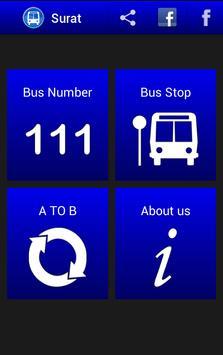 Surat City Bus screenshot 1