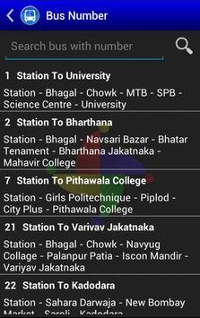 Surat City Bus screenshot 2