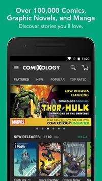 Comics Poster