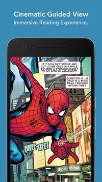 Comics captura de pantalla de la apk