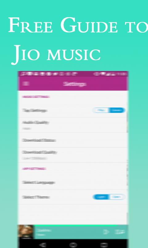 Tips for Jiomusic app download 2018 for Android - APK Download