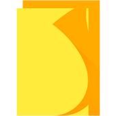 Glim - Free Flat Icon Pack simgesi