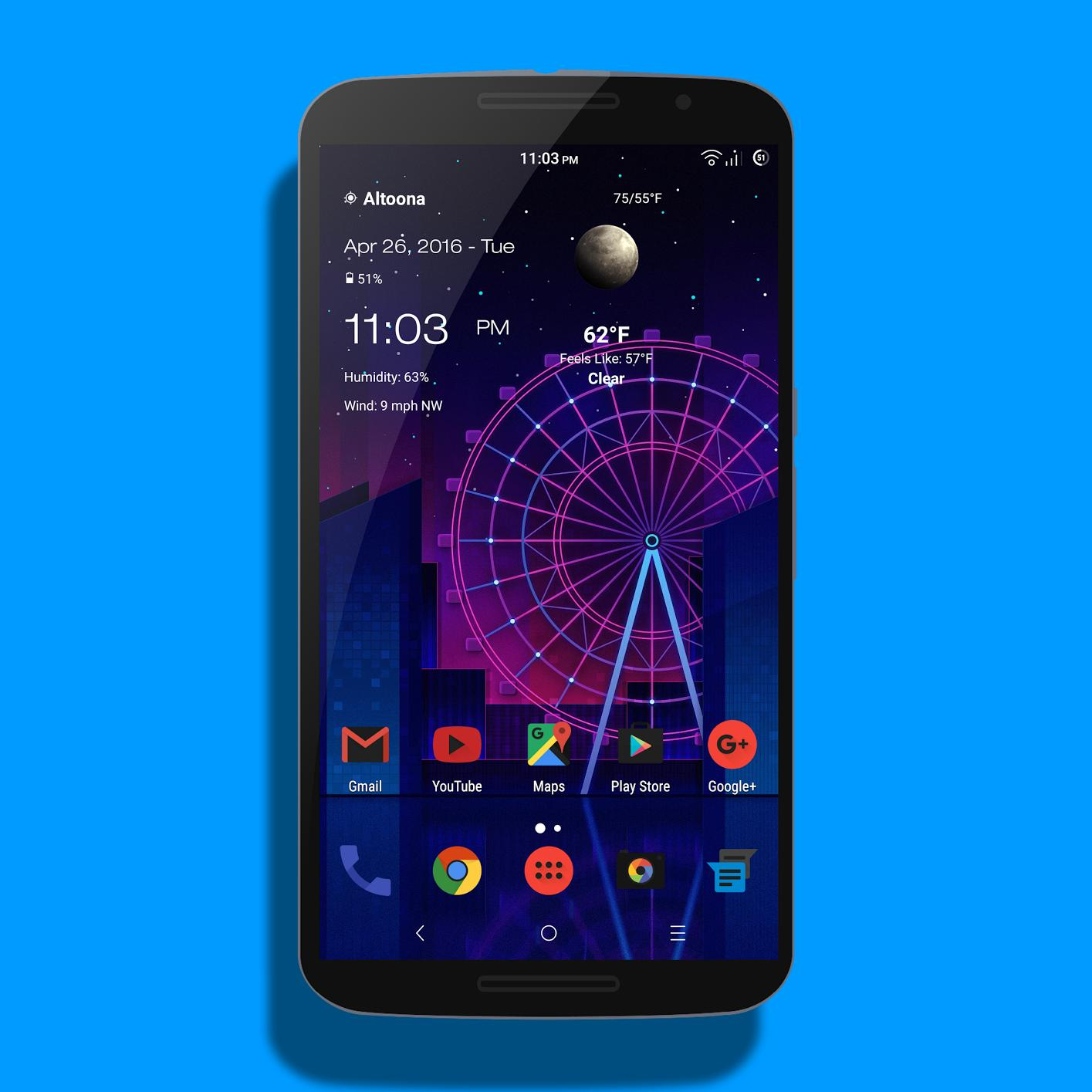 Glim Free Flat Icon Pack For Android Apk Download