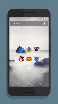 Glim - Free Flat Icon Pack скриншот 4