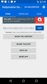 Video Saver for dailymotion for Android - APK Download