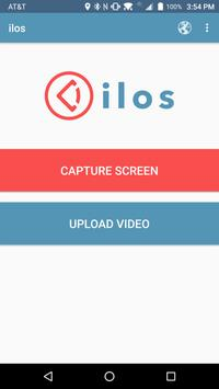 ilos screen recorder poster