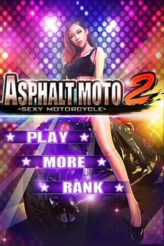 Asphalt Moto 2 poster