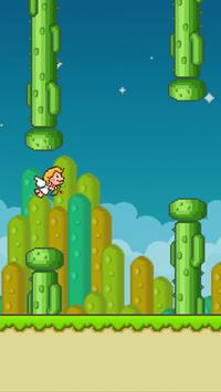 Flappy Cupid screenshot 1