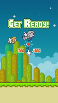 Flappy Cupid screenshot 2