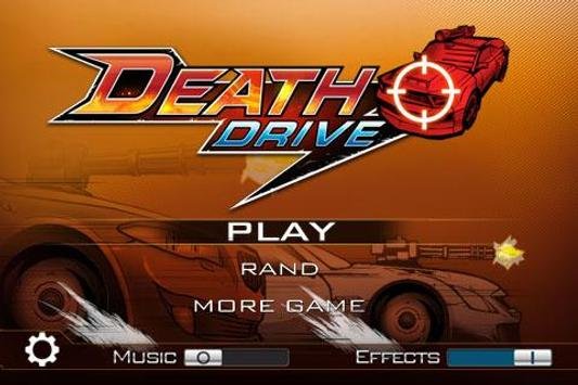 Death Drive poster