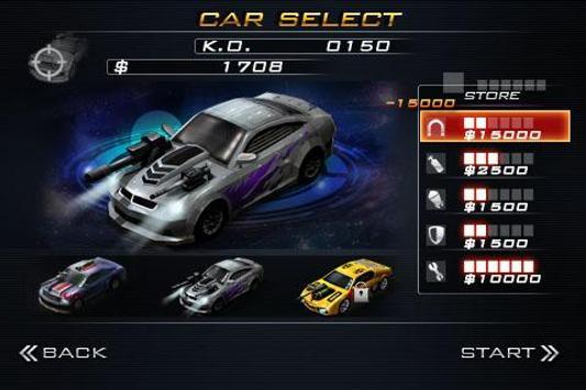 Death Drive screenshot 1