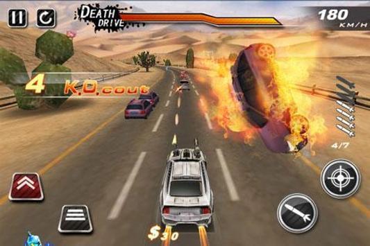 Death Drive screenshot 2