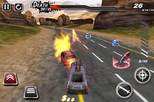 Death Drive screenshot 3