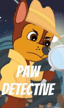 Paw detective dog adventure screenshot 1