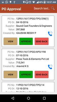 IcSoft Mobile Application apk screenshot