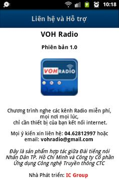 Radio VOH screenshot 7