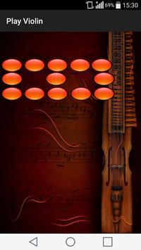 Play violin apk screenshot
