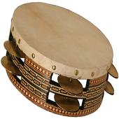 Play tambourine icon