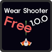Wear Space Shooter Free icon