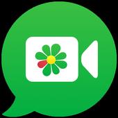ICQ — Video Calls & Chat Messenger icon