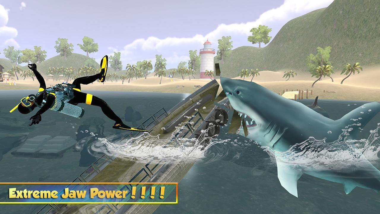 Life Of Great White Shark For Android Apk Download