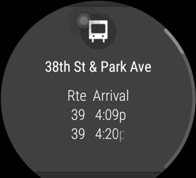 Indy Bus Real Time Map screenshot 4