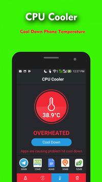 Clean Fast Pro - Cleaner and Cooling Master screenshot 2