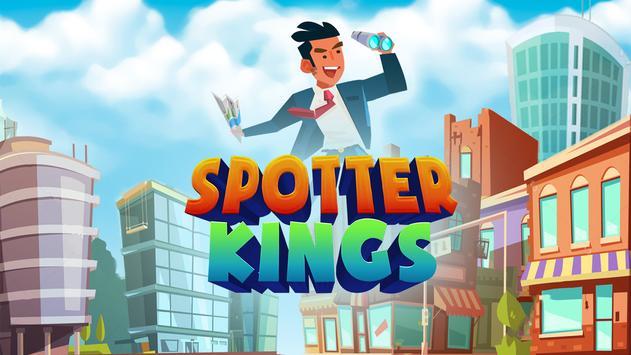 Spotter Kings poster