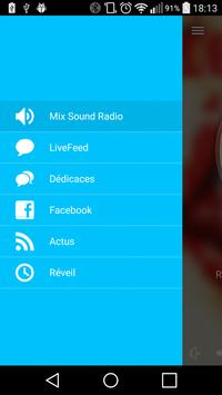 Mix Sound Radio screenshot 1