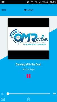OMRadio poster