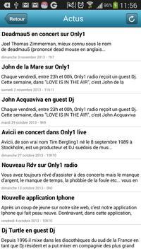 Only1 radio screenshot 1