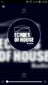 Echoes Of House Radio poster