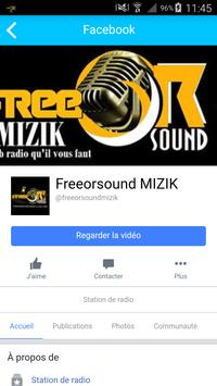 FREEORSOUND MIZIK screenshot 1